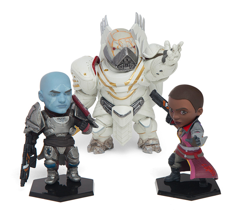 Destiny Figure Set - Wave 2 - ThinkGeek