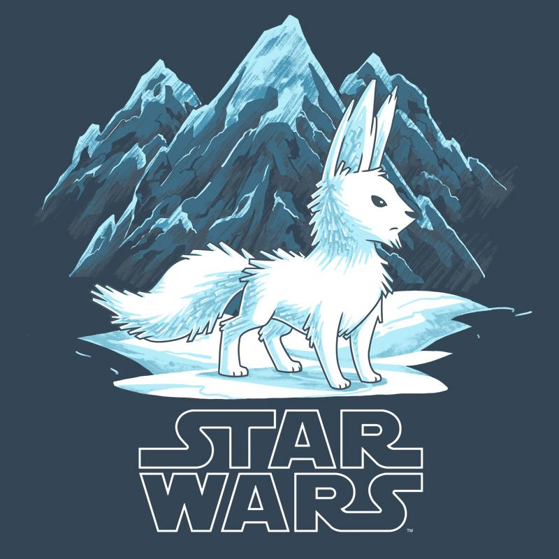 Crystal Fox T-Shirt - Star Wars - TeeTurtle