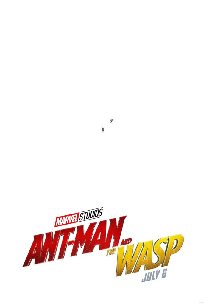 Ant-Man and the Wasp - Official Poster