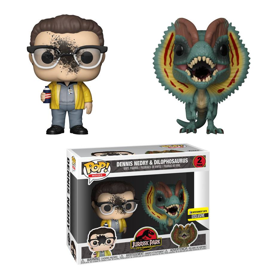 Jurassic Park - Entertainment Earth Exclusive