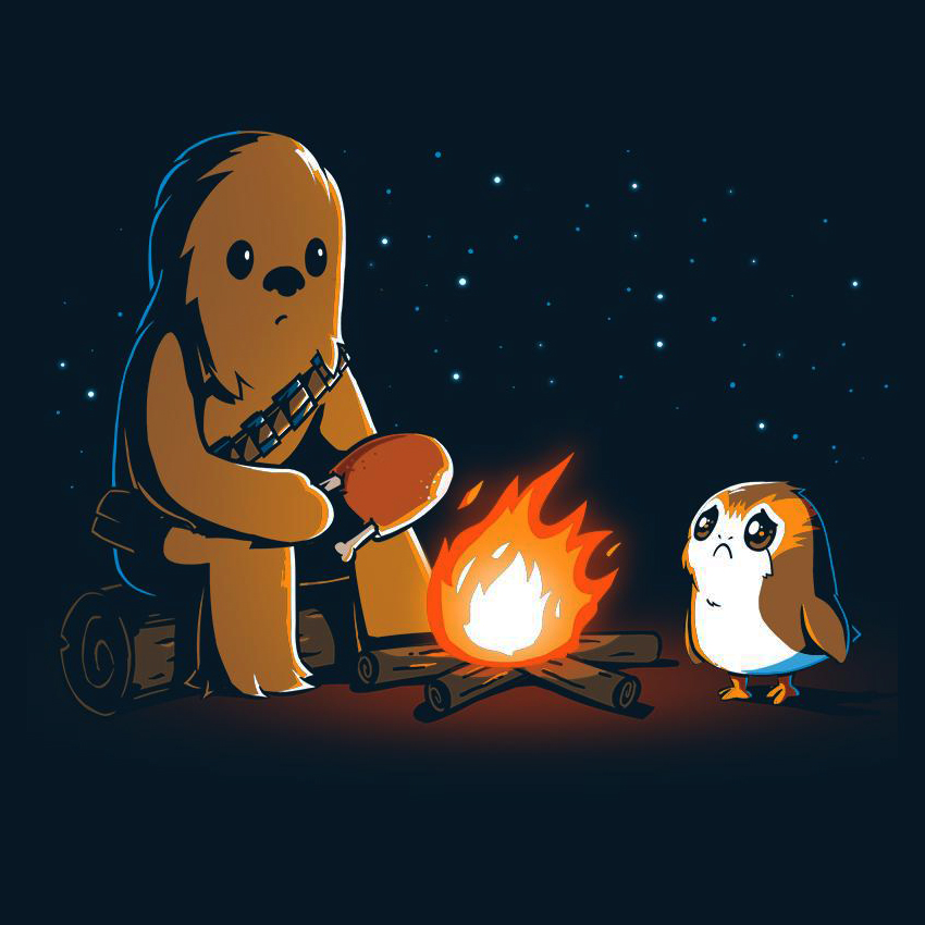Midnight Snack - Shirt - Star Wars - teeturtle