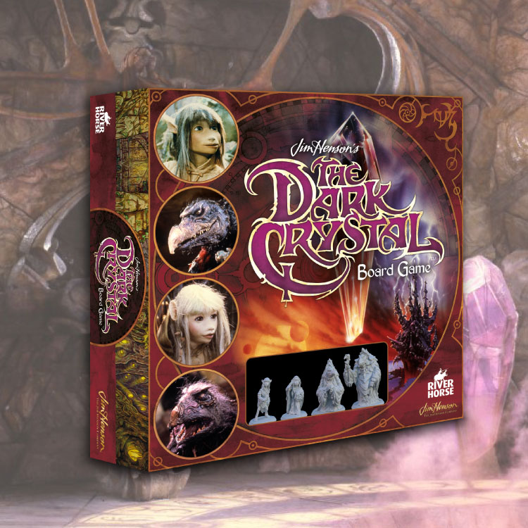 The Dark Crystal - Board Game - River Horse