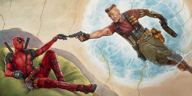 Deadpool 2 - Meet Cable - Cover