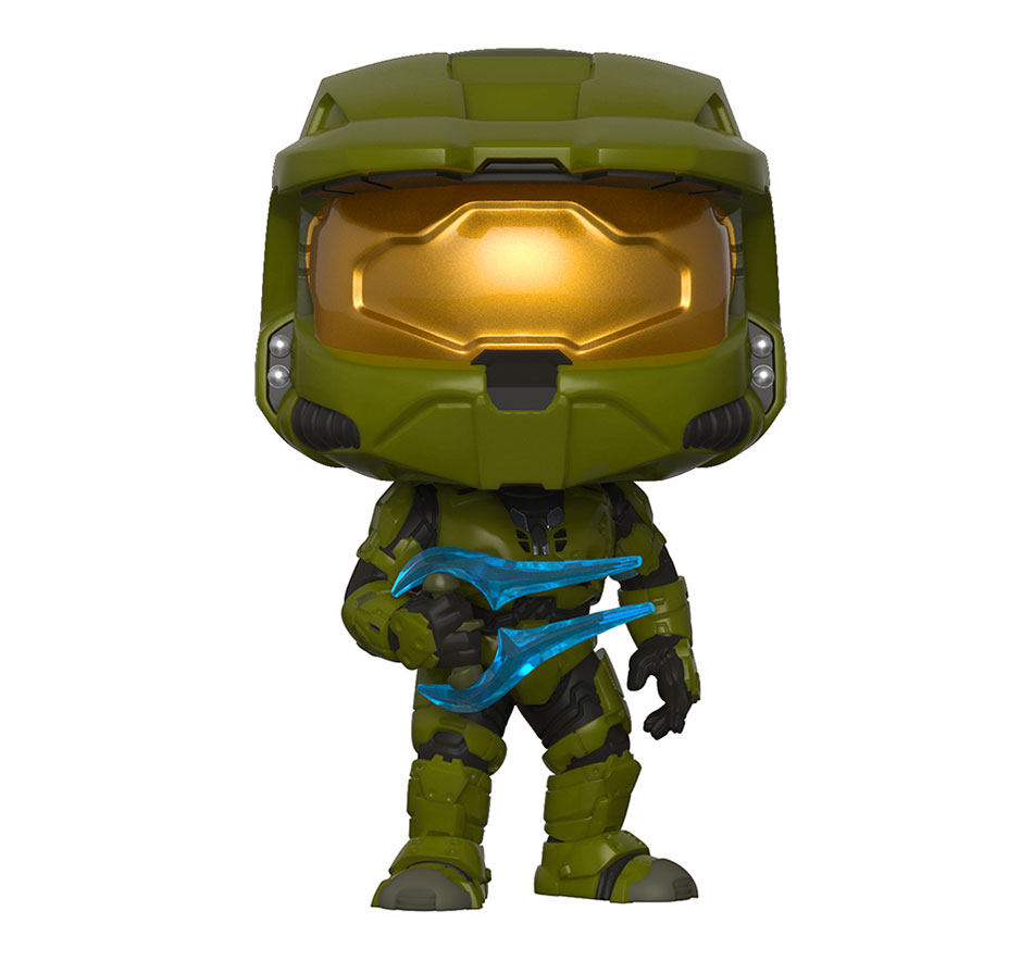 Halo - Master Chief with Sword Funko Pop! - GameStop Exclusive