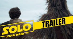 Solo - A Star Wars Story - Trailer - Cover