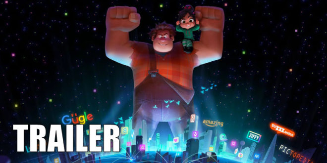 Wreck It Ralph 2 - Cover Image