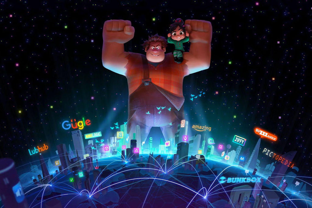 Wreck-It Ralph 2 - Teaser Trailer