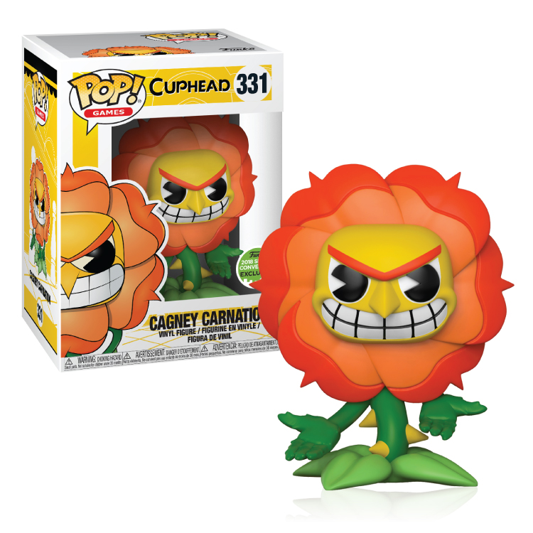 Cagney Carnation - Exclusive - Pop! - ThinkGeek