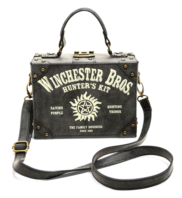 Supernatural - Trunk - Bag