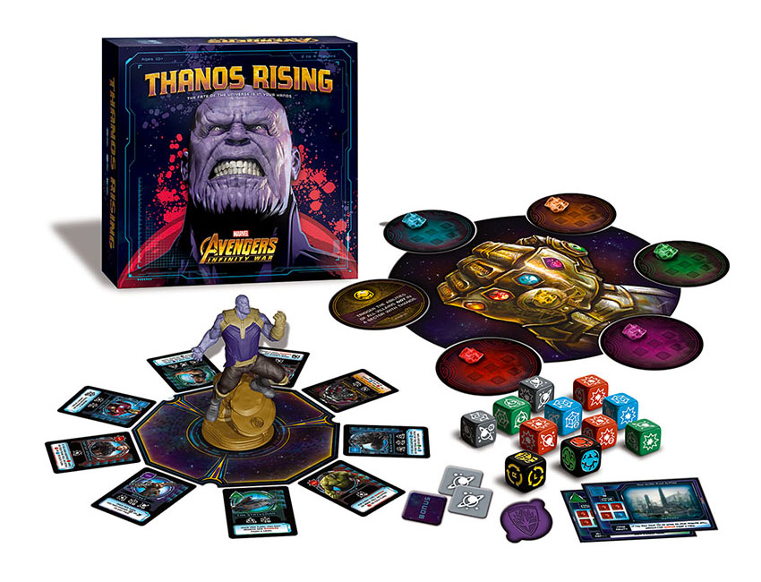 Thanos Rising - Board Game - USAOpoly