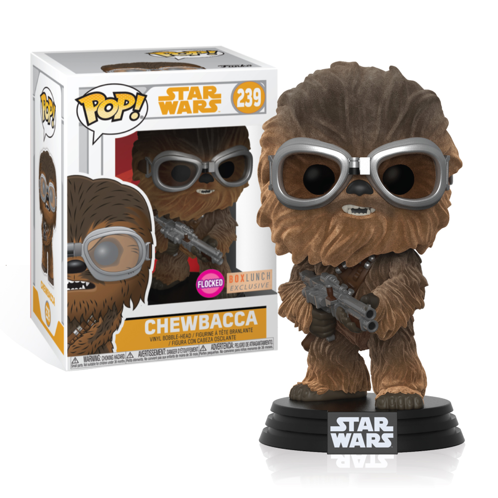 Chewbacca - Solo - Star Wars - Funko Pop! - BoxLunch Exclusive