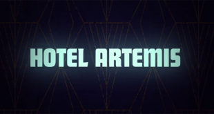 Hotel Artemis [OFFICIAL TRAILER]