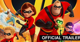 The Incredibles 2 [OFFICIAL TRAILER]