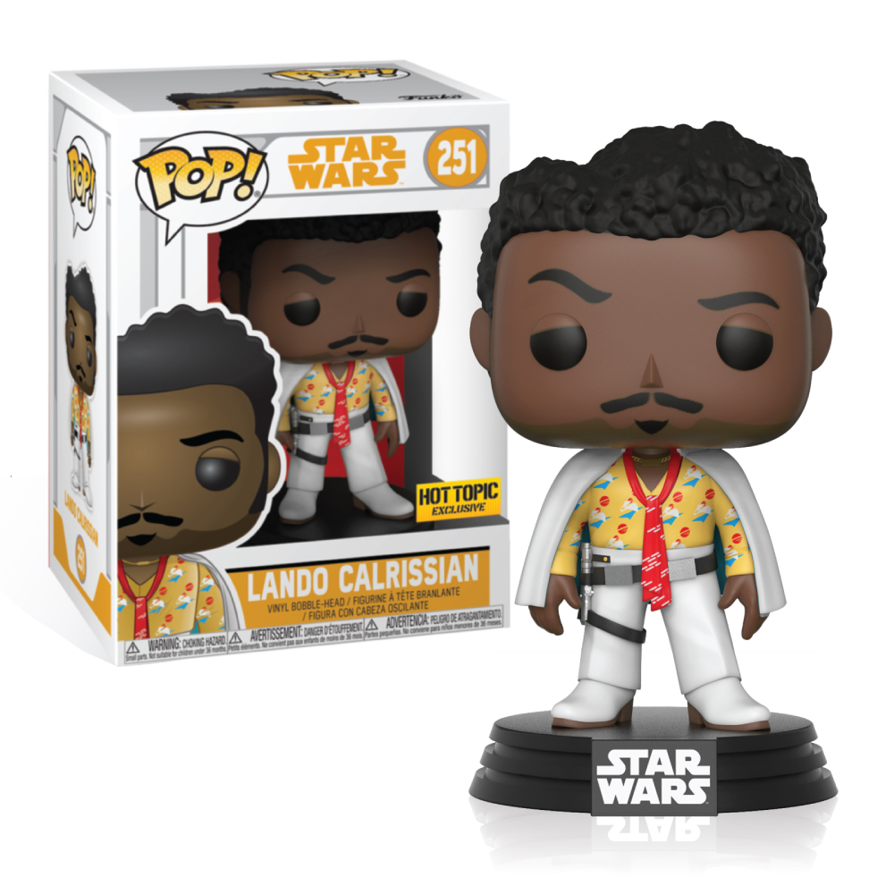 Lando - Funko Pop! - Hot Topic Exclusive