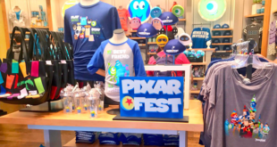 Must-Have Merch at Disney's Pixar Fest