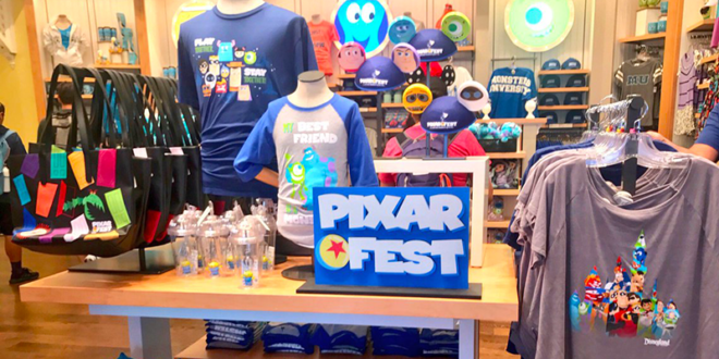 Pixar Fest - Photo - Cover - 800w