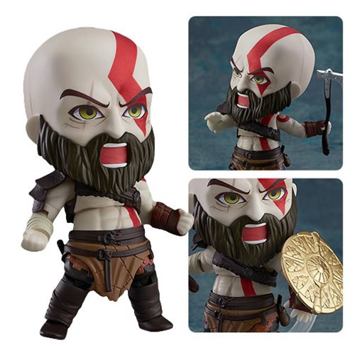God of War - Kratos - Nendoroid