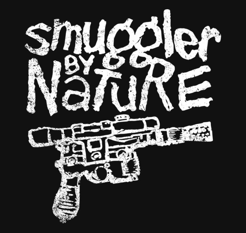 Smuggler by Nature - TShirt - artist: illproxy