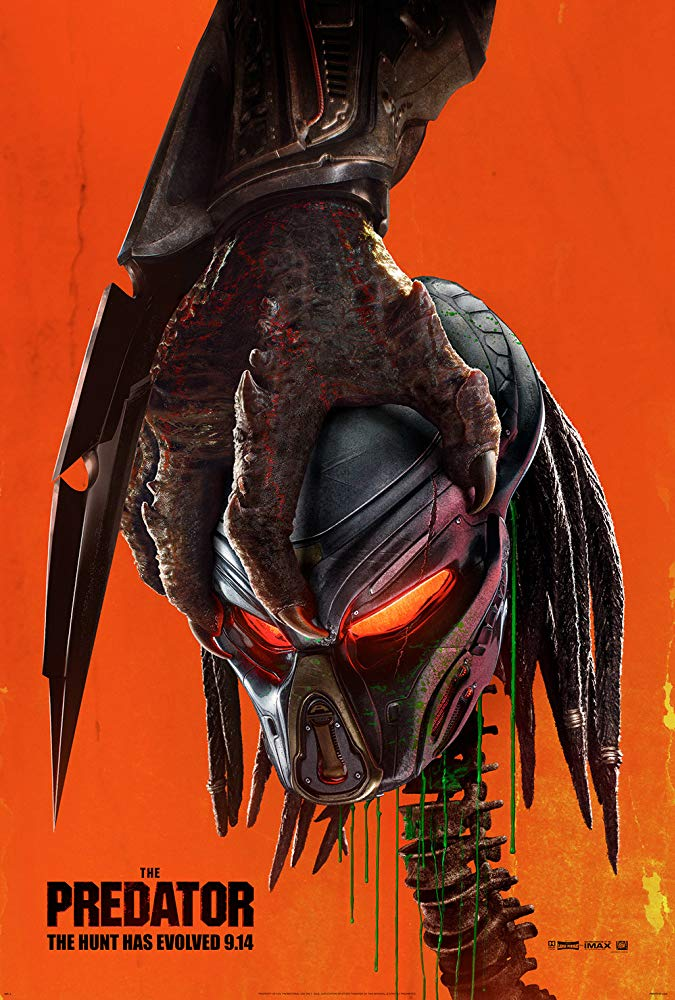 The Predator - Official Movie Poster