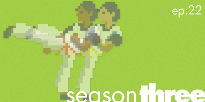 Nerd Fu Podcast - Season 2 : Episode 22 - Cover