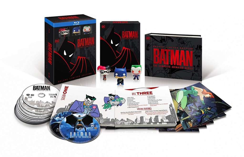Batman - The Animated Seres - Deluxe Limited Edition
