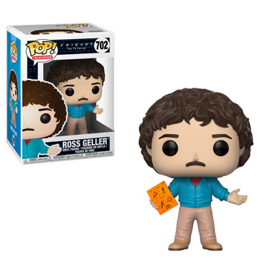 Funko - Friends - Series 2 - Ross - Pop