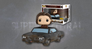 SPN - Pop! Ride - Baby with Sam