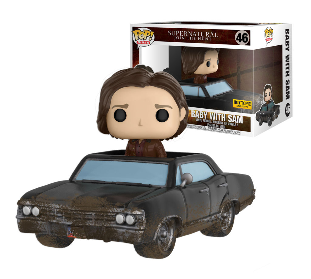 Supernatural - Baby With Sam - SPN - Funko Pop! Ride - Exclusive