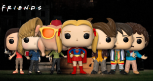 Friends (Series 2) Pop!s Are Coming From Funko