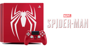 Marvel's Spider-Man PS4 Pro Bundle [Limited Edition]