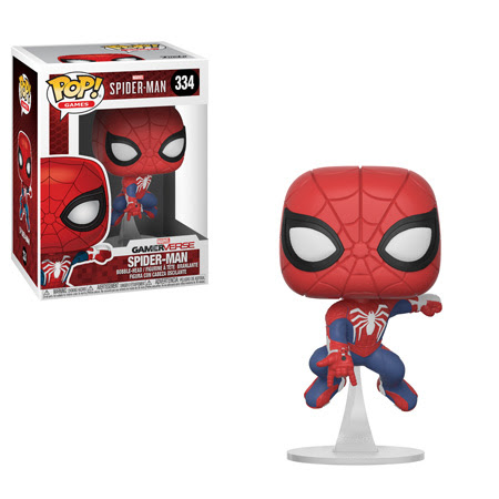 Funko - Pop - SpiderMan