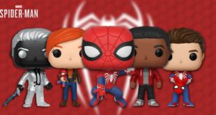Funko Pop! Games: Marvel's Spider-Man [Coming Soon]